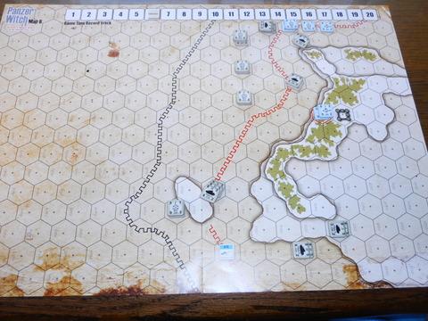 T6 西側は全滅、東側は塹壕に立て籠もり