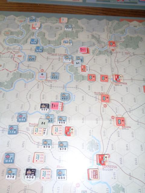 T2S1 反撃と包囲下での抵抗