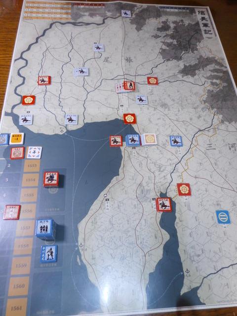 T1 勝幡占拠、大高城攻略