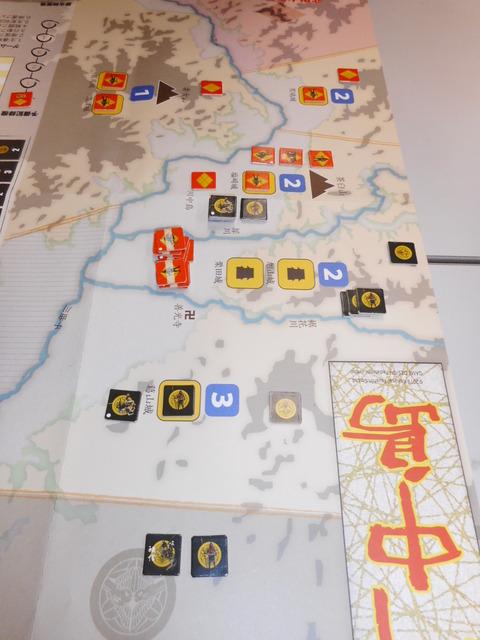 T5 山地と言え、川中島で圧倒的に有利なはずが・・・