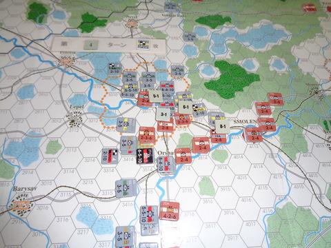 T4 ヴィテブスク陥落