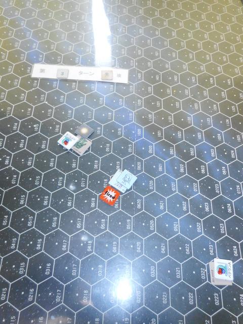T3 またも先攻は連邦軍