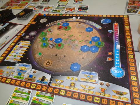 全然、火星開発進まず