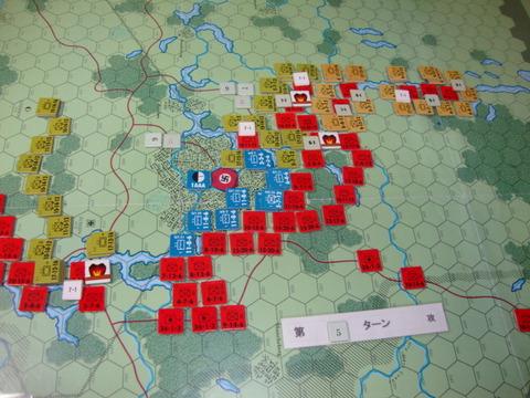 T5西側 北部で反撃開始!DSC06440