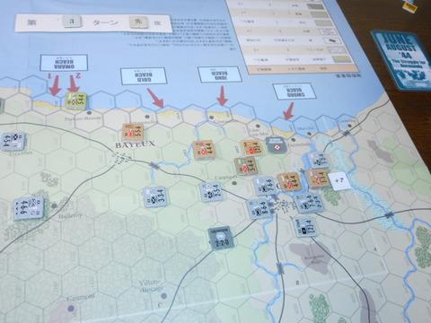 T3D 空挺師団が大損害