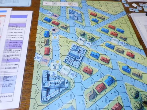 T3ジオン軍 ジムコマンドをヒートサーベルで一閃