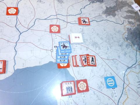 T8 松平勢、中入れで熱田に迫るが・・・