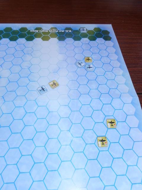 T2 01号機が、P47の4号機を損傷させる
