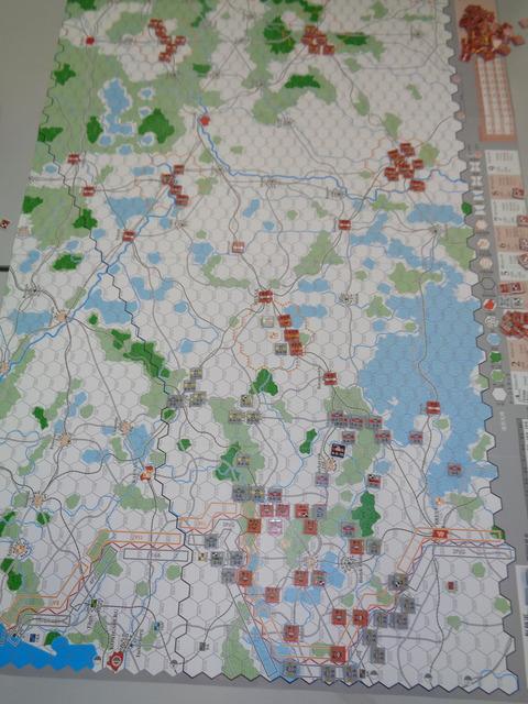 T1 包囲網の完成と第13軍司令部の撃破