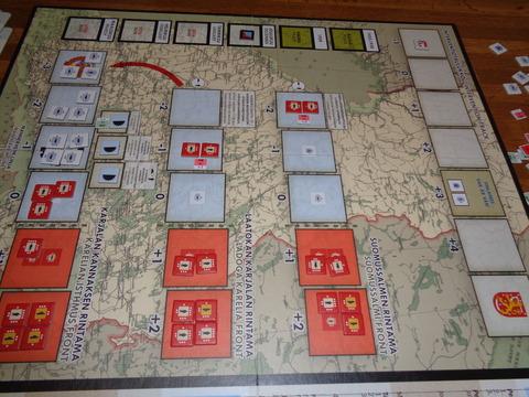 T4 リソースをラドガ・カレリア戦線へ