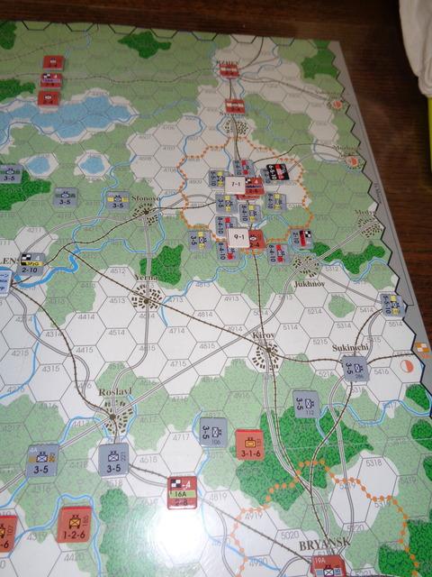 T6 ヴィヤジマ攻略と東端への到達