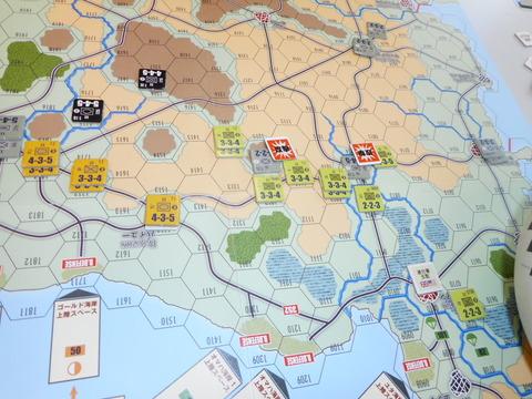 T3 サン・ロー戦線で包囲攻撃