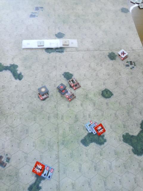 T7D 1輛を撃破も・・・
