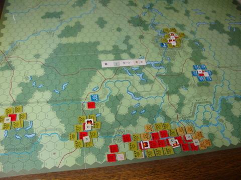 T6連合軍、包囲包囲!DSC05918
