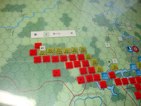 T6ソ連軍 中央1箇所のみ反撃DSC06447