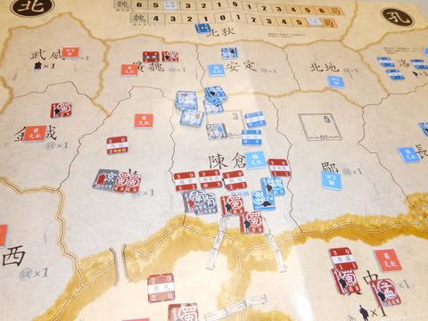 T6 陳倉戦