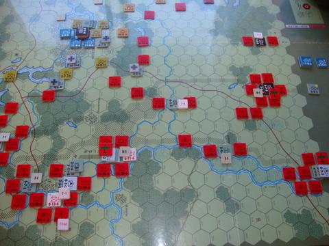 T2ソ連軍、ドイツ軍を呑み込むDSC06422