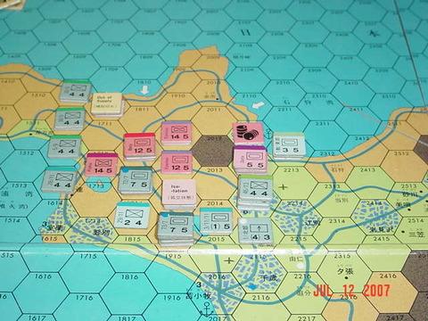 日本防衛戦