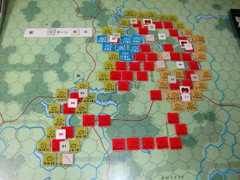 T3連合軍、ベルリンを包囲態勢DSC05908
