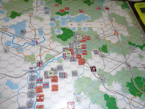 T5 スモレンスク強襲