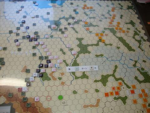 T3PS ソ連軍到着まで可能な限り敵を食い止める