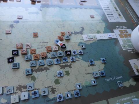 T63 薄くなった東部で攻勢
