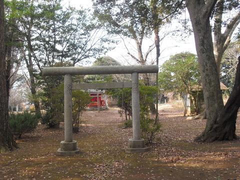 江戸崎城跡