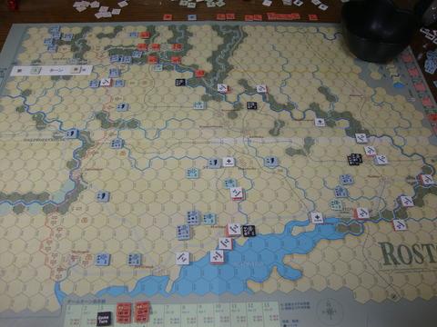 T3S ハリコフとロストフの死守へ