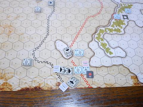 T4 4号戦車がATR分隊を撃破