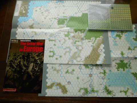 Great War in EUROPE