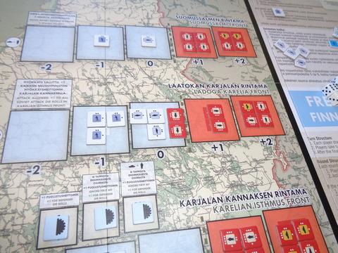 T3 開戦、ラドガ・カレリアへ