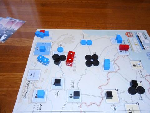 T4 疲労困憊のクレルモン決戦