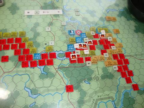 T6西側 砲兵狩りと12個軍団の包囲!DSC06446