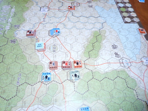 T11 やっと出撃した秀頼が、東軍2部隊を寝返りに!