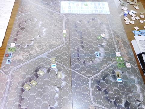 T4F6 左翼は撃破、右翼は100mの至近で外す