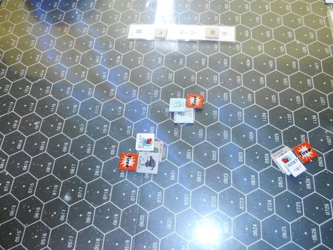 T3後攻 反応でザクを撃破