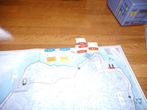 T4 白神岬沖海戦