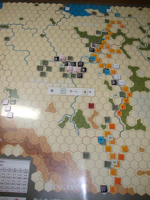 T7S 前線の激闘
