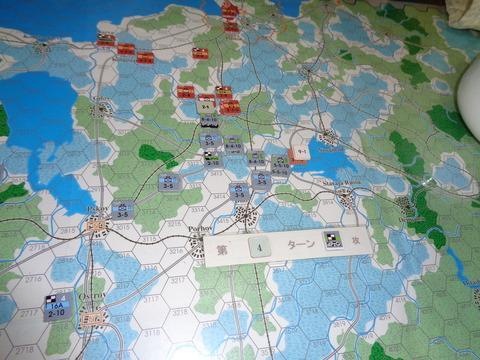 T4 ルガ河防衛戦
