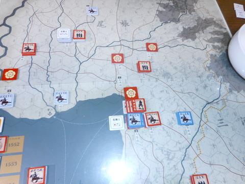 T4 清洲と大高城をともに包囲も・・・