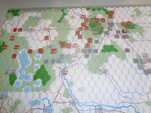 T7 ブリヤンスク占領