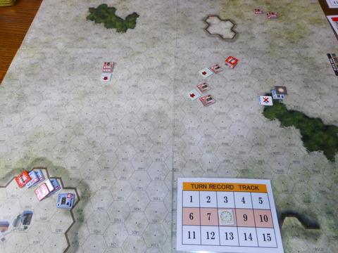 T8S 豹を屠り、残存部隊へ