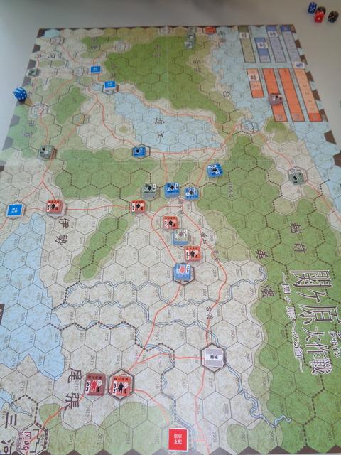 大垣をすり抜け神戸城攻略