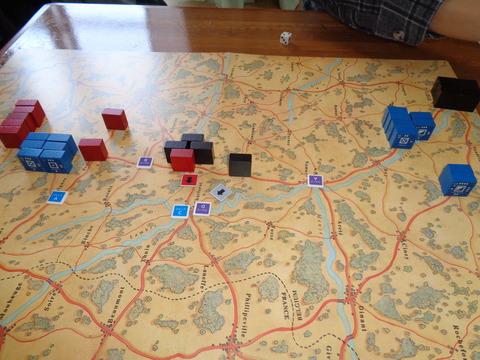 6.16 Charleroi会戦