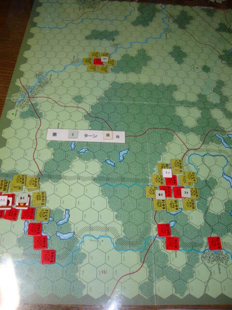 T4連合軍、南部で包囲網DSC05912