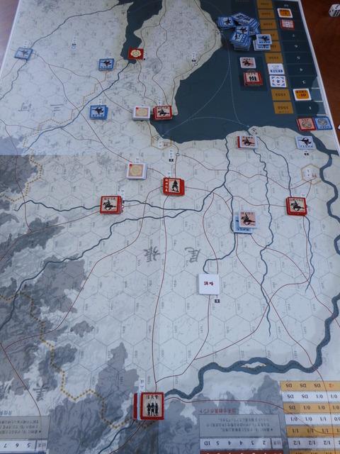 T4 小河城を奪還