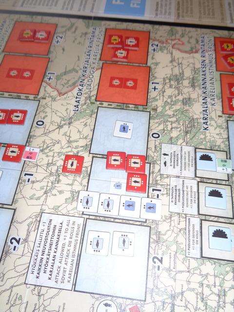 T4 迎え撃つフィンランド軍、M戦術