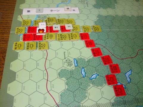 T2連合軍、ドレスデン包囲DSC05905