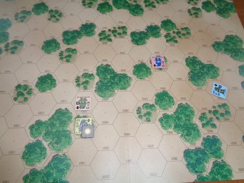 T4 キリコ現るも、アームパンチでカン・ユー戦死