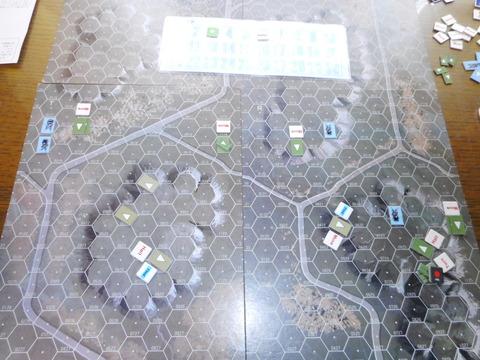 T6F3 1号車が09を撃破!